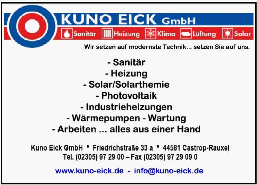 Kuno Eick
